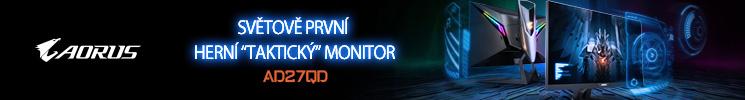 Gigabyte AORUS monitor