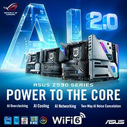 ASUS Intel Z590