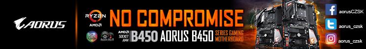Gigabyte AORUS B450