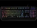 Tesoro Lobera Spectrum - pln� RGB podv�cen� kl�vesnice