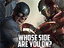 KINO: Captain America: Civil War - AVENGERS proti sob�!
