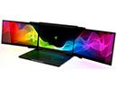 RAZER VALERIE – notebook se třemi 4K obrazovkami!