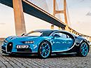 Auto z jiné planety Bugatti Chiron předvedl 0-400-0 km/h za 42s!