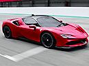 Ferrari představil nástupce LaFerrari – SF90 a je to hybrid