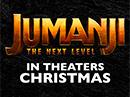 JUMANJI 3: The Next Level – filmové překvapení se vrací!
