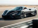 Nové nejrychlejší auto světa jelo 532 km/h po dálnici!