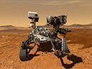 Záběry z přistání na MARSU, 360°rozhled a zvuk z povrchu!