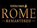 Total War: ROME REMASTERED oznámeno – vyjde brzy!