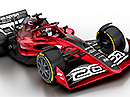 F1 představila zcela novou podobu vozů