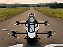 """Jako ze Sci-fi - Jetson ONE """"dron"""" se sedačkou může být váš!"""