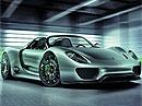 Porsche 918 Spyder jde do výroby - Hybridní Supersport!