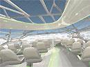 VIDEO: Jak budeme létat v roce 2050? Nový Airbus s prosklenou střechou!