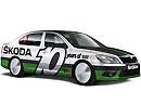 Škoda OCTAVIA II uháněla 368km/h - je nejrychlejším autem s 2l motorem na světě!