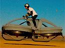 Rychlé vznášedlo ala motorka ze StarWars realitou!