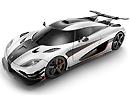 TECH: Koenigsegg One:1 - 1HP na 1kg aneb z 0-400Km/h za 20s!