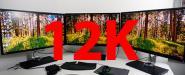 Je �as! P�ech�z�m na 12K (3x BenQ LCD 3840x2160). Ut�hne 11 520x2160 rozli�en� n�jak� grafika?