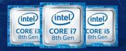 Potvrzeno - 14nm 8jádrový Intel COFFEE LAKE-S pro mainstream. Na 10nm procesory si počkáme