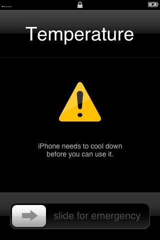 Iphone 3G,3GS majú vážny problém - v lete sa prehrievajú!!