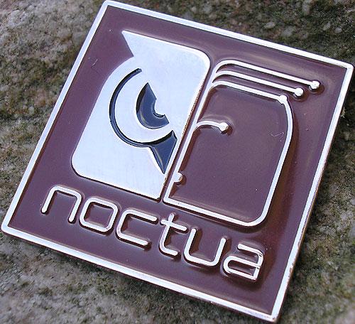 Ventilátory Noctua NF-S12 a R8 – óda na ticho!