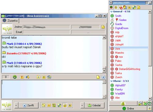 QIP messenger – náhrada za ICQ 5.1 ?
